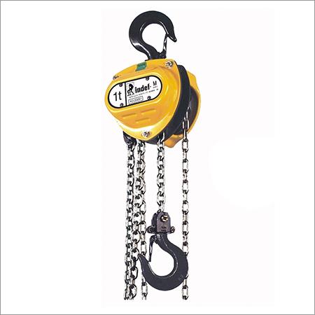 Chain Pulley Block M model