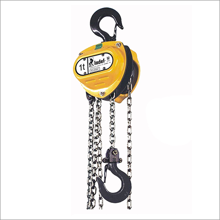 Chain Pulley Block M