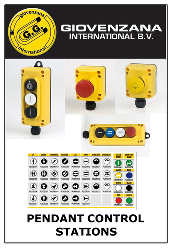 Pendant Control Stations