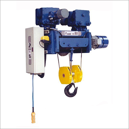 Indef Wire Rope Hoist