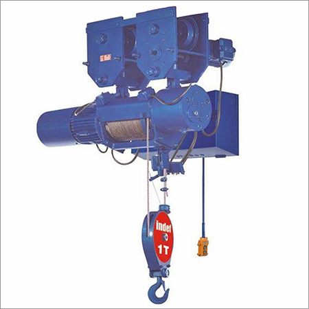 Indef Wire Rope Hoist WRH I