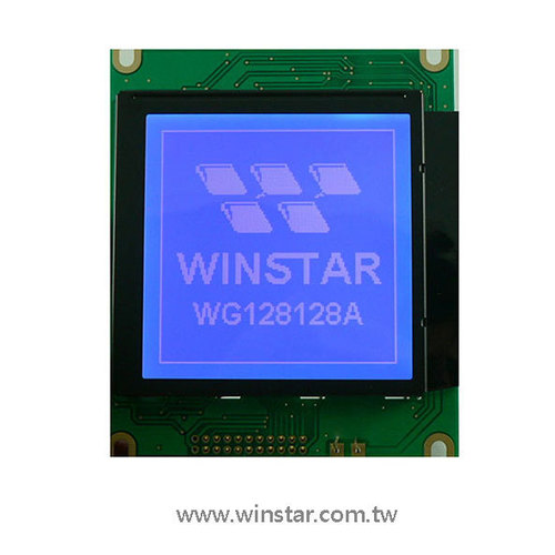 128x128 Graphic LCD Module