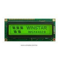 144x32 Graphic LCD Display