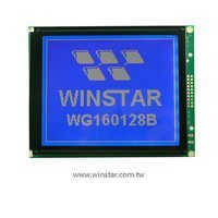 Graphic LCD display 160x128