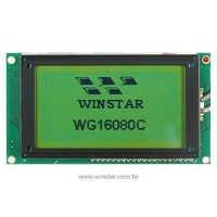 160x80 LCD Display Module