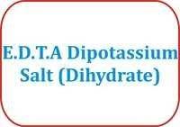 E.D.T.A Dipotassium Salt (Dihydrate)
