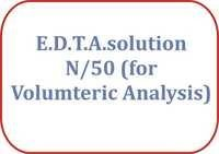 E.D.T.A.solution N/50 (for Volumteric Analysis)