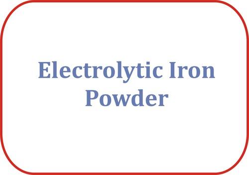 Electrolytic Iron Powder