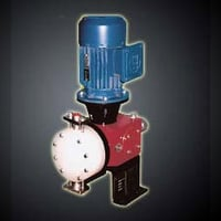 Mechanically Actuated Diaphragm Pump