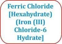 Ferric Chloride [Hexahydrate) (Iron (III) Chloride-6 Hydrate]