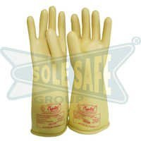 Electric Shock Resistant Gloves