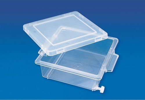 Plastic Staining Box