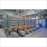 Nanofiltration Water Treatment Plant