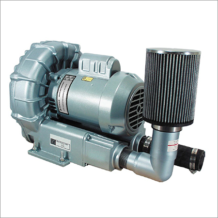 Wastewater Treatment Plant Blower