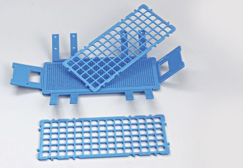 Wire Pattern Plastic Test Tube Stand