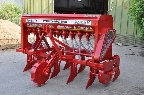 Avtar Seed cum fertilzer drill Compect Model