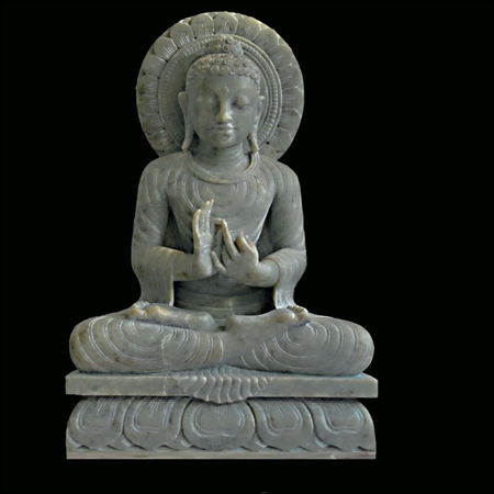 Preaching Buddha Statue