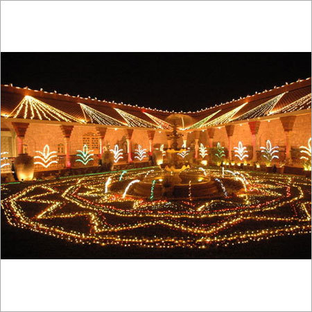 Party Lighting Decoration Services