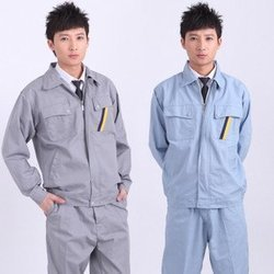 Factory Coverall Workwear Fabric