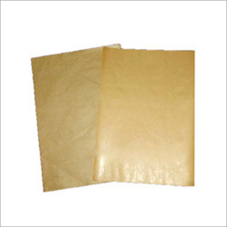 MG Golden Brown Ribbed Kraft Paper