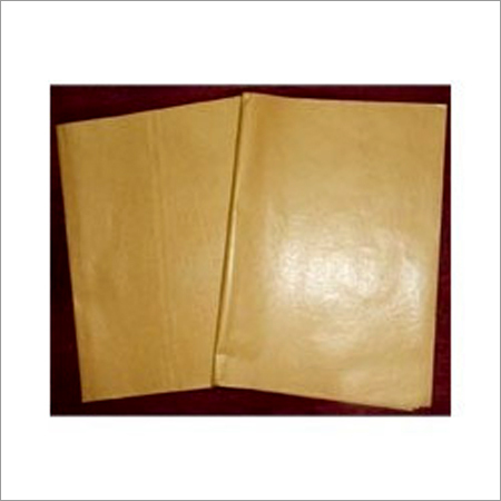 MG Golden Yellow Kraft Paper