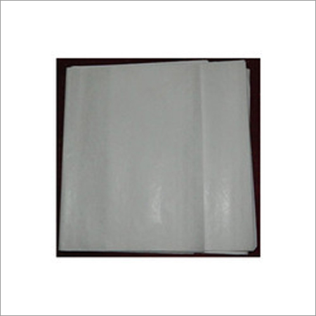 Eco Pouch MG White Bleached Paper