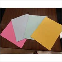 Color Blank Paper
