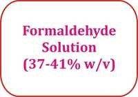 Formaldehyde Solution (37-41% w/v)