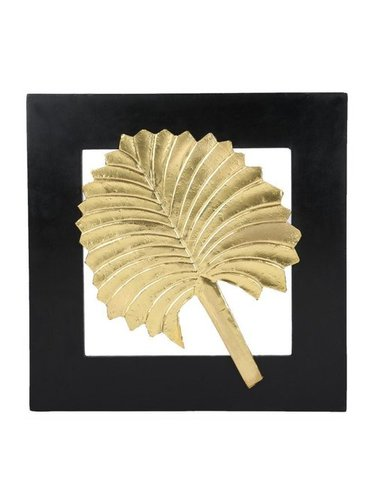 Wall Leaf Frame Palm