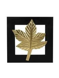 Decorative Wall Leaf Frame Maple