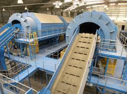Waste Seperation Machineries