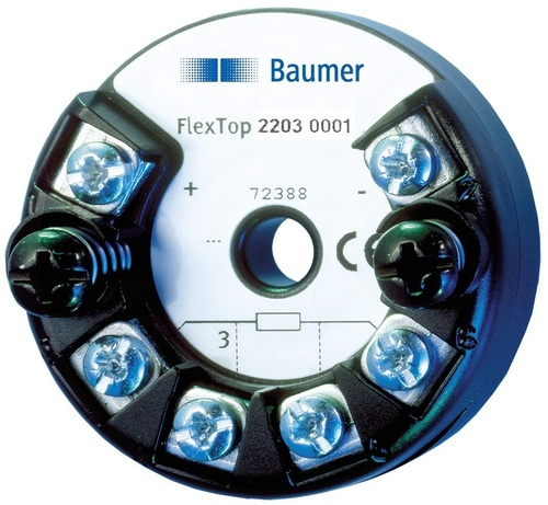 Baumer Pressure & Temp Gauges