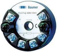 Baumer Pressure & Temp Gauges