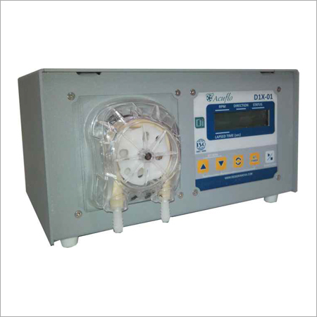 Fully Programmable Variable Speed Peristaltic Pump