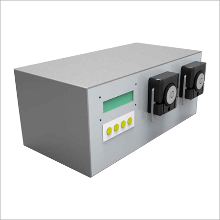 Low Flow Rate Peristaltic Pump