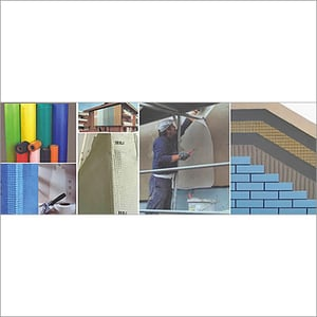 Construction Industry Fiberglass Mesh