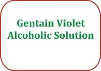 Gentain Violet Alcoholic Solution