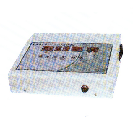 Digital Ultrasonic Therapy Machine