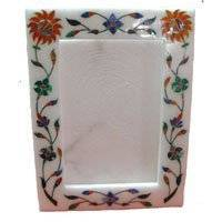 Handicraft Marble Photo Frame