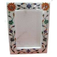 Handicraft Marble Photo Frame