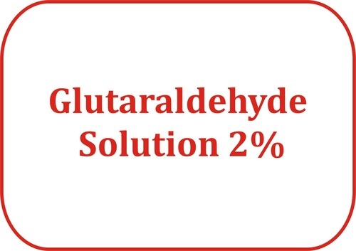 Glutaraldehyde Solution 2