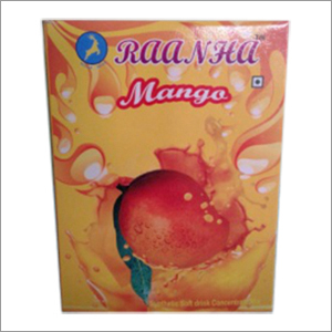 Mango Soft Drink Concentrate