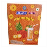Pineapple Soft Drink Concentrate