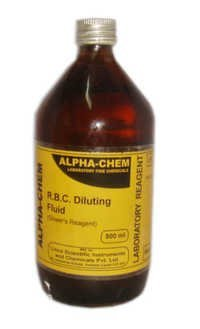 Gower's Reagent (R.B.C Diluting Fluid)