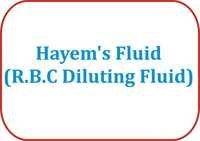 Hayem's Fluid (R.B.C Diluting Fluid)