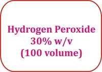 Hydrogen Peroxide 30% w/v (100 volume)