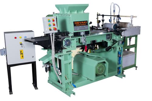 Semi Automatic Pasting Machine