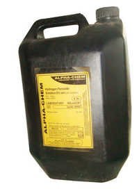 Hydrogen Peroxide 6% w/v solution (20 volume)