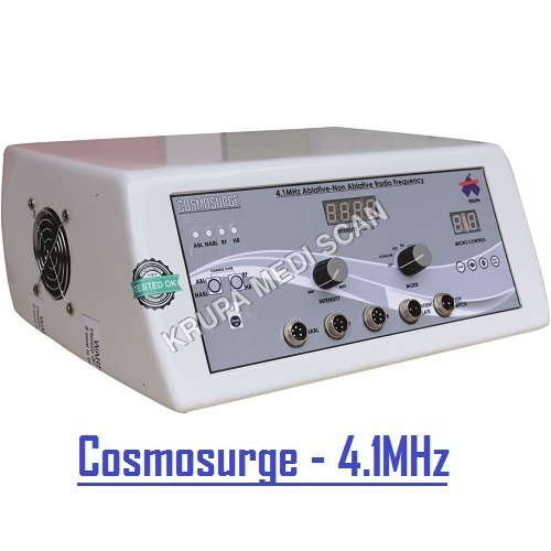 4.1MHz Ablative RF + 3MHz Non-Ablative RF + Hair Removal