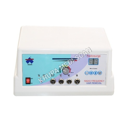 Radio Frequency Cautery 4.1Mhz With Hair Removal